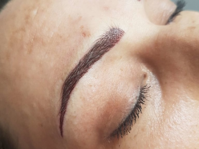 Permanent Make Up, Microblading